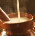 Atole de Membrillo